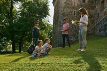 Novo družinsko doživetje na Ljubljanskem gradu