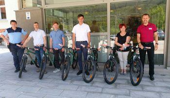 6 novih koles za jeseniške osnovne šole