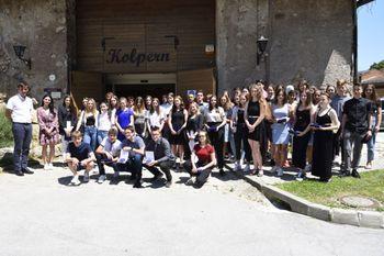 Župan sprejel najboljše učence in dijake jeseniških osnovnih in srednjih šol