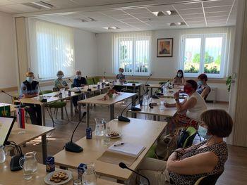 7. redno letno srečanje izvajalcev socialnovarstvenih storitev v občini Žirovnica