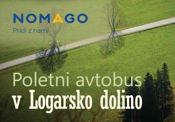 Poletni avtobus Celje - Logarska dolina