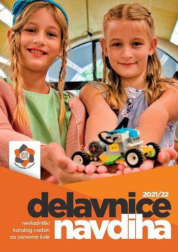 Prvi nevladniški katalog za osnovne šole