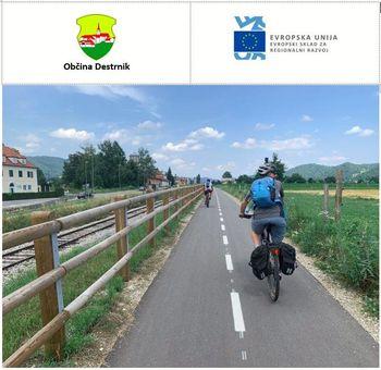 JAVNO NAROČILO: Izgradnja regionalne kolesarske povezave Trate – Lenart – Ptuj