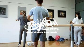 Društvo Terpsihora z videom ovekovečilo plesne trenutke