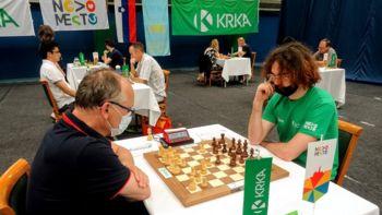 Novomeščan Maj Zirkelbach postal državni članski prvak v šahu
