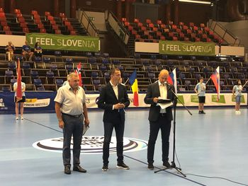 Celje je ponosni gostitelj mladinskega  evropskega rokometnega prvenstva za dekleta U-19
