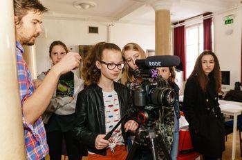 Brezplačna filmska delavnica za mlade