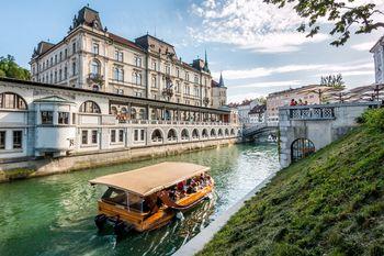 Time uvrstil Ljubljano med najbolj edinstvene kraje na svetu