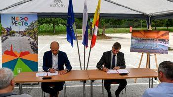 Prihodnji mesec pričetek gradnje bazenskega kompleksa v Češči vasi