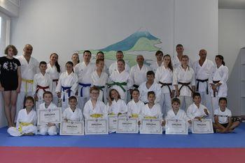 V centru mesta po novem tudi Karate akademija Novo mesto