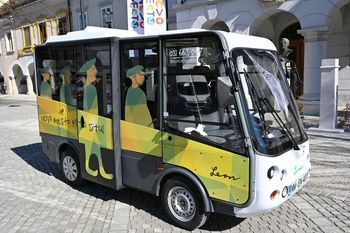 Minibus Leon je spet na voljo!