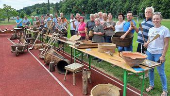Študijski krožek Etnološka dediščina za Park dediščine v Cirkulanah