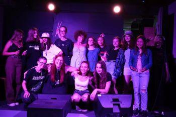 Girls rock – poletna dogodivščina