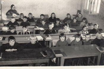 Zgodbe mojega kraja: spomini na šolske dni