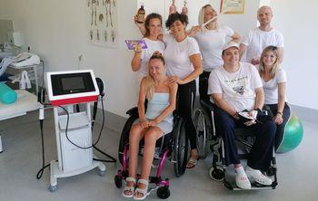 Tudi naši člani na skupinski obnovitveni rehabilitaciji