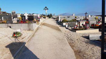 KS Šmartno v Rožni dolini – na pokopališču bomo uredili odvodnjavanje