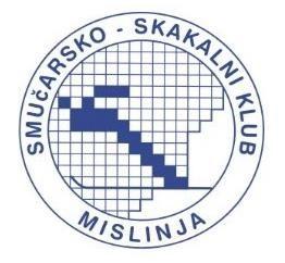 Vabilo in razpis Smučarsko skakalnega kluba Mislinja