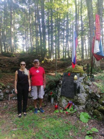 Krajevna skupnost Podmežakla praznuje svoj krajevni praznik