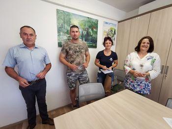 Novi kmetijski svetovalec za območje občine Žužemberk je g. Stane Glač