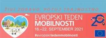Občina Rečica se priključuje projektu Evropski teden mobilnosti