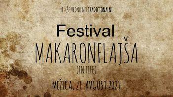 2. festival makaronflajša (in tife)!