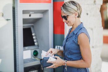 Hrvaški bankomati - izbrati lokalno ali domačo valuto?