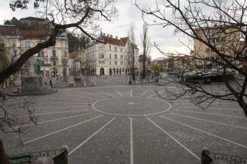 Nova lokacija hitrega testiranja v Ljubljani
