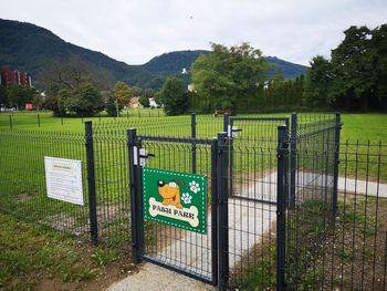 Pasji park v Slovenskih Konjicah