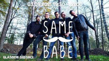 Glasbeni Breginj: Same babe
