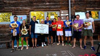 Že 11. pomagali na dobrodelnem županovem teniškem turnirju