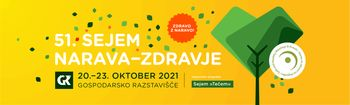 Klubi in društva: predstavite se na sejmu Narava zdravje 2021