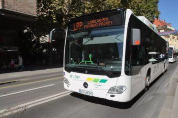PCT na mestnih avtobusih