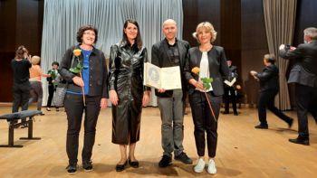 Dolenjski muzej prejel Valvasorjevo nagrado za enkratne dosežke