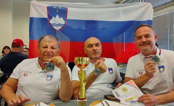 Šahisti drugi na mednarodnem turnirju