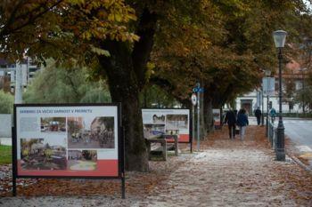 Fotografska razstava 20 let ETM v Ljubljani