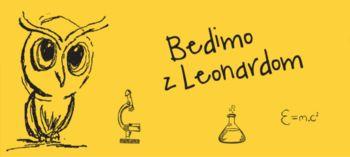 Bedimo z Leonardom: Noč v knjižnici