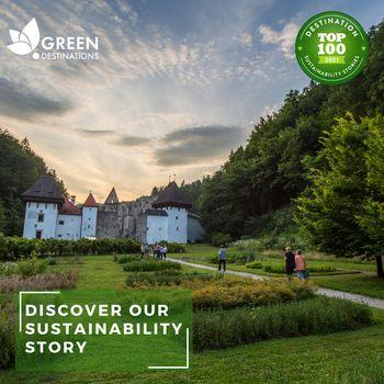 Med 100 najbolj trajnostnimi destinacijami sveta letos tudi Rogla-Pohorje