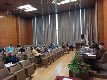 O 15. seji Sveta Gorenjske regije