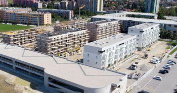 Singenska ulica bo prve stanovalce dobila decembra