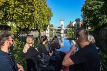 Novo interaktivno doživetje Mojster Plečnik za ekskluzivno doživetje Unescove Ljubljane