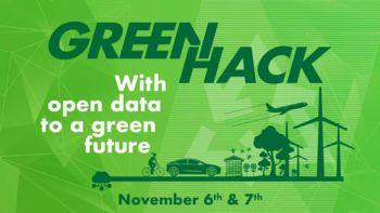 Z odprtimi podatki do zelene prihodnosti