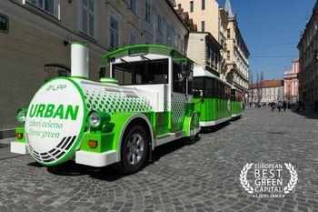 Ljubljana razglašena za najboljšo zeleno prestolnico v Evropi