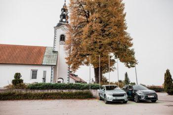 Prva župnija v Sloveniji s svojo električno polnilnico