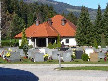 Vzdrževalna del na pokopališču Muta - Vuzenica