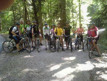 Dobrodelni kolesarski izlet