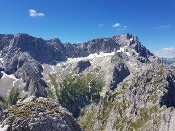 Poročilo z izleta na Alpspitze in Großer Waxenstein