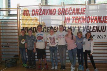 Ponovno izjemni dosežki mladih čebelarjev Osnovne šole F. S. Finžgarja Lesce