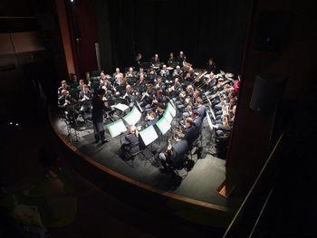 Prednovoletni koncert Orkestra Slovenske policije