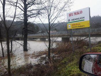 Opozorilo občanom: možnost poplavljanja na območju občine Radovljica