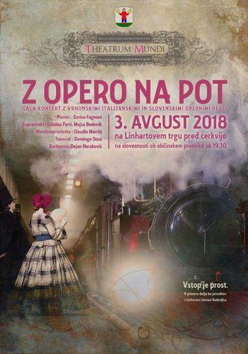 Vabilo na prireditve ob prazniku občine Radovljica 5. avgustu